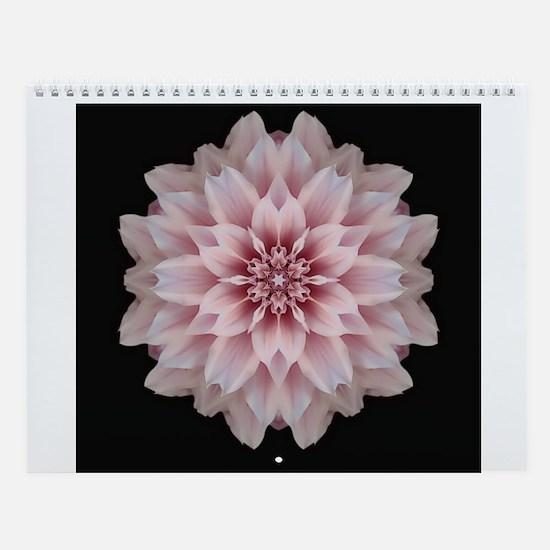 Pink Dahlia I Wall Calendar