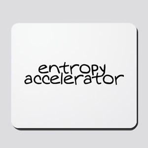 Entropy Accelerator Mousepad