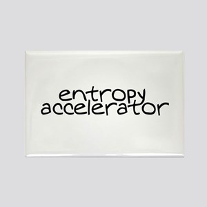 Entropy Accelerator Rectangle Magnet
