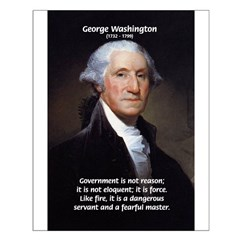 George Washington: Government is Force not Reason