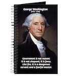 Politics: George Washington