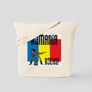 Romania Rocks Tote Bag