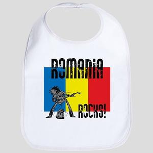Romania Rocks Bib