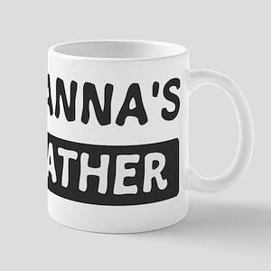 Dannas Father Mug