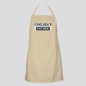 Chelseas Father BBQ Apron