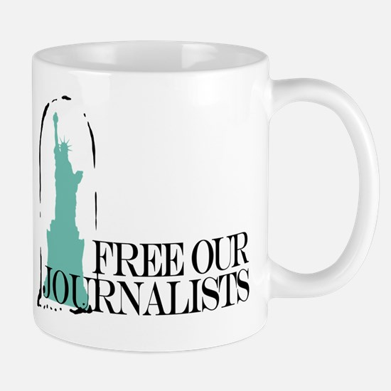 Free Our Journalists Mug
