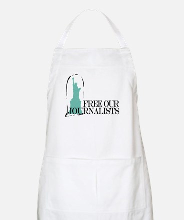 Free Our Journalists BBQ Apron