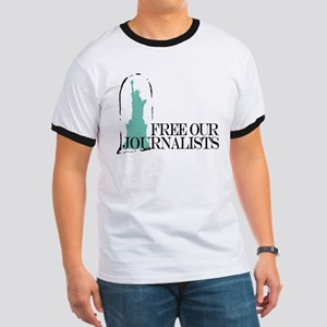 Free Our Journalists Ringer T