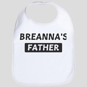 Breannas Father Bib