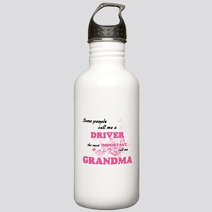 Some call me a Driver, Stainless Water Bottle 1.0L