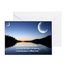 New Beginnings Sympathy Card