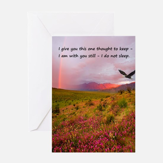 Sympathy greeting cards cafepress sympathy card loss of a loved one altavistaventures Gallery