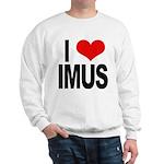 I Love Imus Sweatshirt