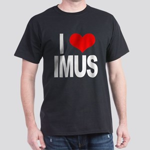I Love Imus Dark T-Shirt