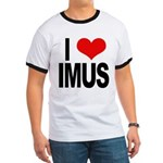 I Love Imus Ringer T