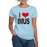 I Love Imus Women's Light T-Shirt