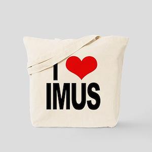 I Love Imus Tote Bag