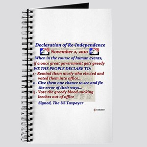 Declaration of Re-Independence Journal
