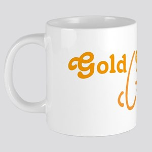 Gold Digger 20 oz Ceramic Mega Mug