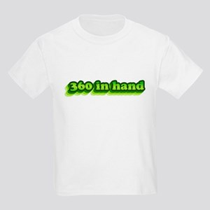 360 in hand Kids T-Shirt