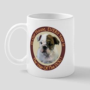 Year of Bulldog - Mug