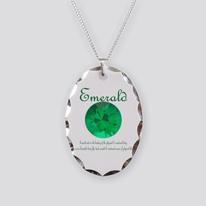 Emerald Meaning Necklace