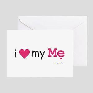Vietnamese baby greeting cards cafepress i love my mommy in vietnamese greeting cards gre m4hsunfo