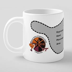 mug 20 oz Ceramic Mega Mug