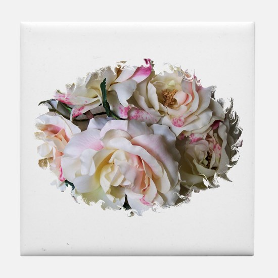 ROSES SCENT - Tile Coaster