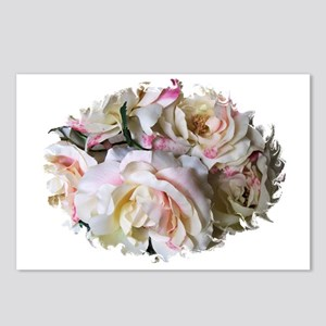 ROSES SCENT - Postcards (Package of 8)