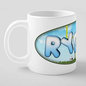 Ryder 20 oz Ceramic Mega Mug