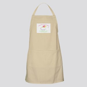 The Princess in Me BBQ Apron