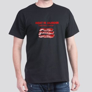 Meat is Murder 4 Dark T-Shirt
