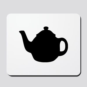 tea pot Mousepad