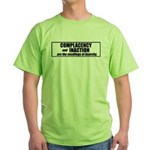Complacency Green T-Shirt