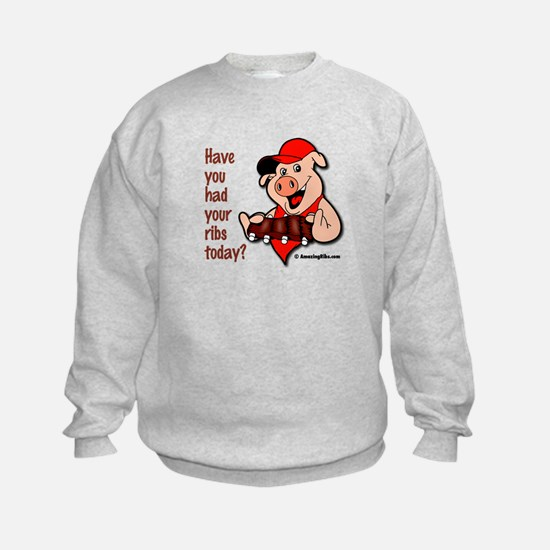 Cute Barbecue Sweatshirt