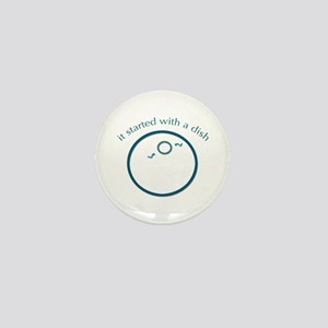 Started with a dish (IVF) Mini Button