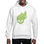 Skater Skull Hooded Sweatshirt