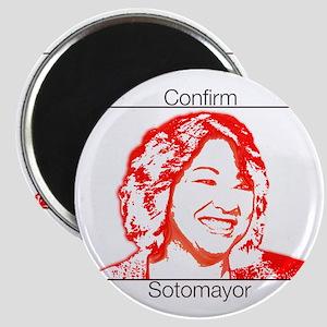 Confirm Sotomayor Button