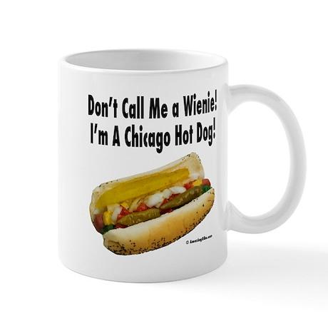 dont_call_chicago Mugs