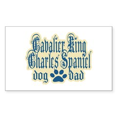 Cavalier King Charles Spaniel Decal