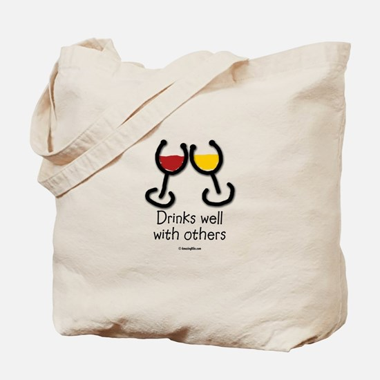 Unique Food and drink Tote Bag