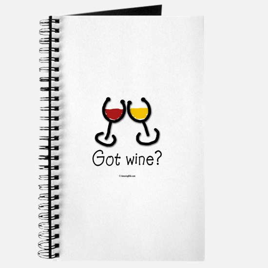 Cute Food and drink humor Journal