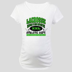 Best Lacrosse Maternity T-Shirt
