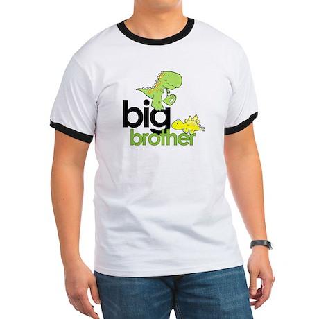ADULT SIZES big brother dinosaur Ringer T