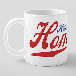 3x8_HILL_HOMEGIRL_2 20 oz Ceramic Mega Mug