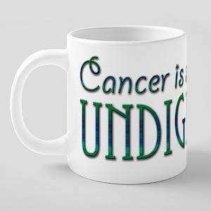 Undignified 20 oz Ceramic Mega Mug