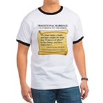 Traditional Marriage Ringer T