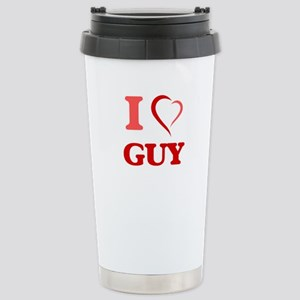I love Guy Mugs
