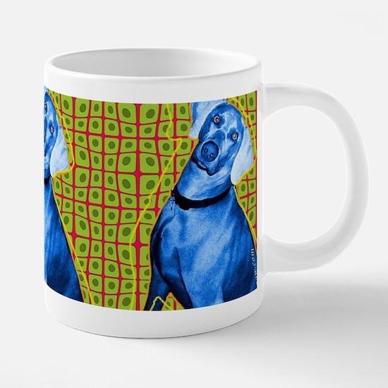 weimmug5.jpg 20 oz Ceramic Mega Mug